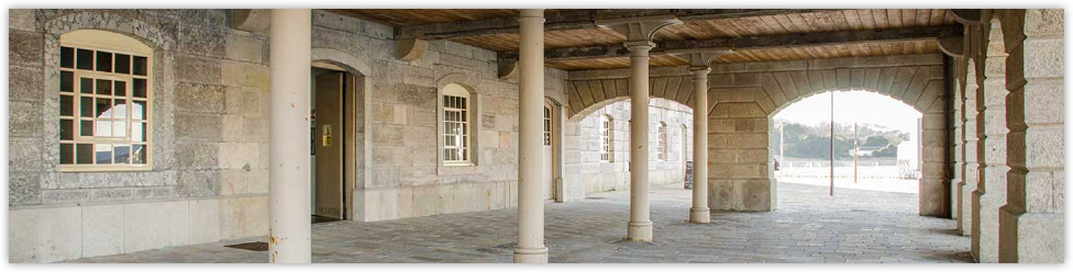 Royal William Yard architecture